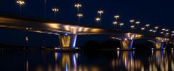 kuvituskuva, Kuokkalan silta, Jyväskylä